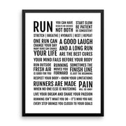marathon running quotes