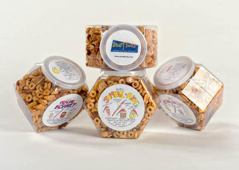 Snack Mix Gift Container