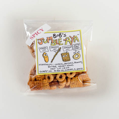 Snack Mix - Bob's Jumble-Aya™ (Original or Spicy)