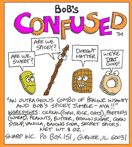 Snack Mix - Bob's Confused™