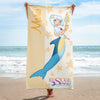 Rescue Siren Maris Towel (Artist: Chris Sanders)