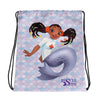 Rescue Siren Pippa Drawstring Bag (Artist: Kellee Riley)