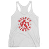 """Rescue Sirens"" Emblem Triblend Tank Top - Women's"