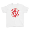 """Rescue Sirens"" Emblem T-Shirt - Youth"