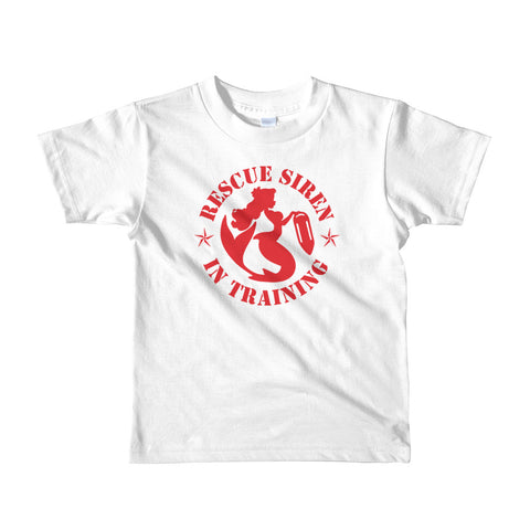 """Rescue Siren In Training"" T-Shirt - Toddler/Kids'"