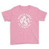 """Rescue Siren In Training"" T-Shirt - Youth"