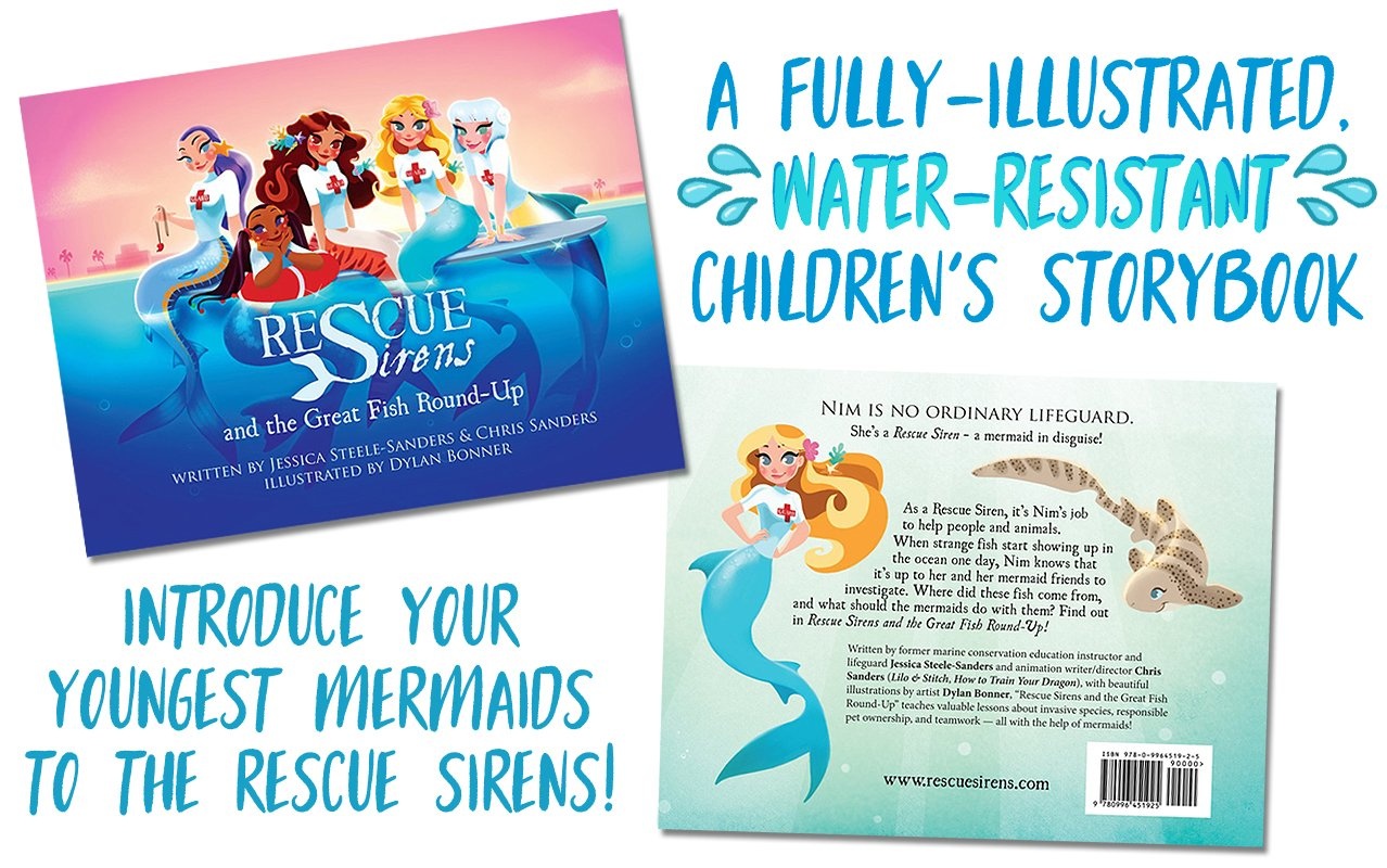 "Buy ""Rescue Sirens and the Great Fish Round-Up"" on Amazon"