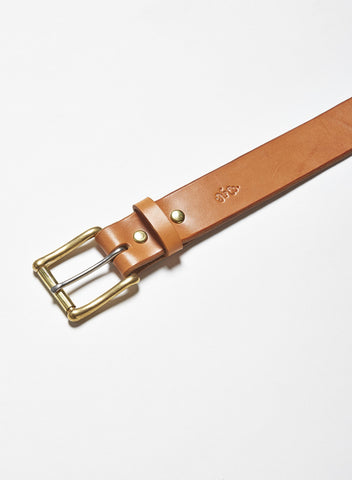 Standard Belt - London Tan