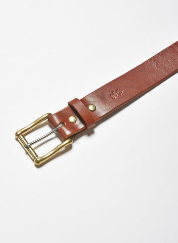Standard Belt - Chestnut