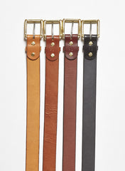 Standard Belt - British Brown