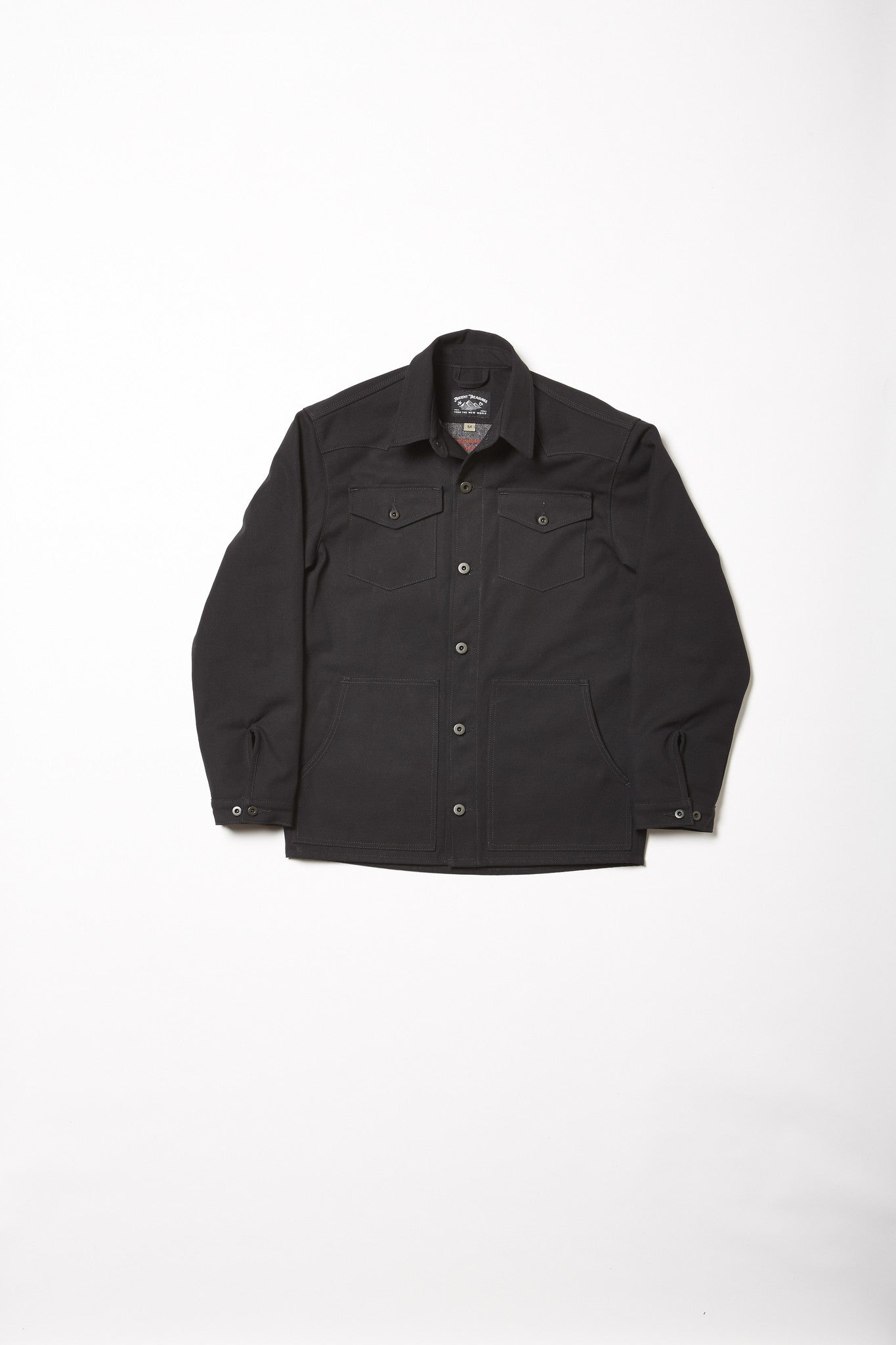 Black Duck Canvas Jacket