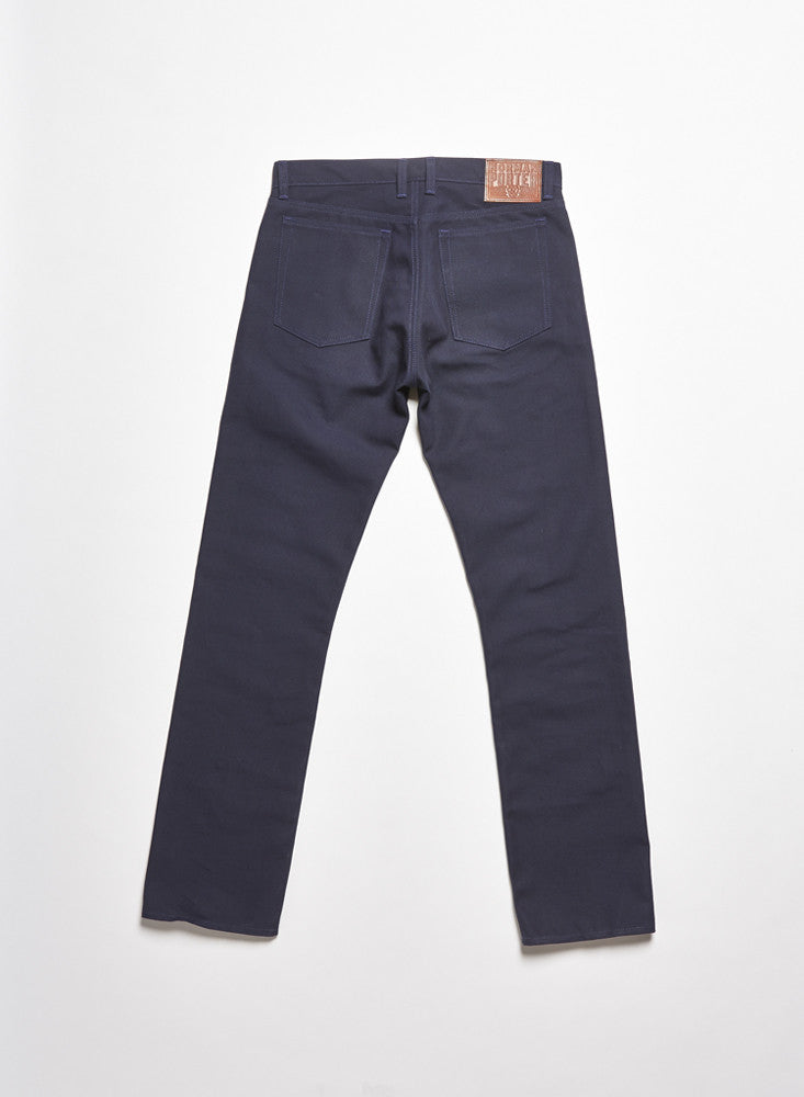 5-Pocket Navy Duck Pant