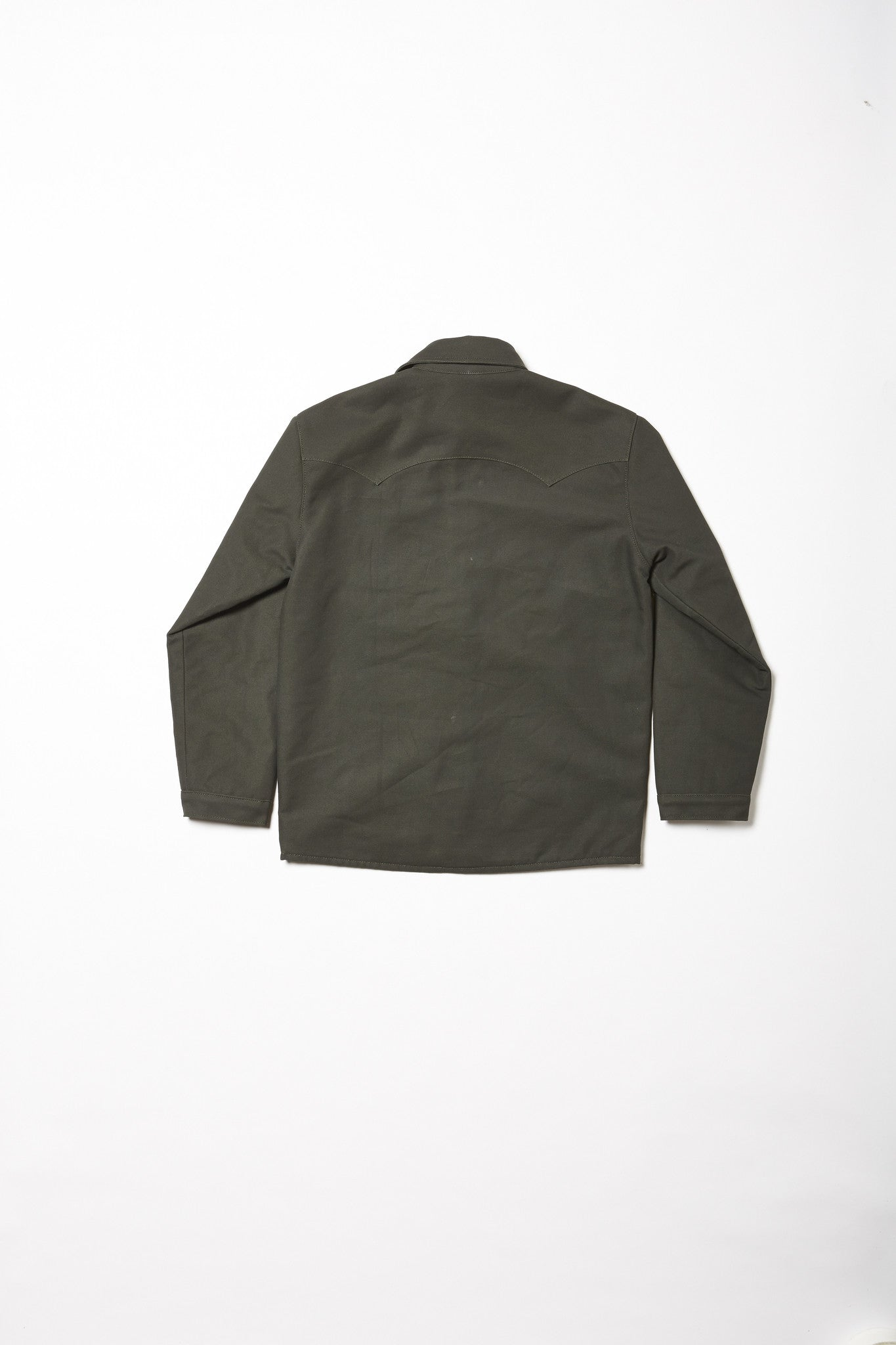 Forest Green Duck Canvas Jacket