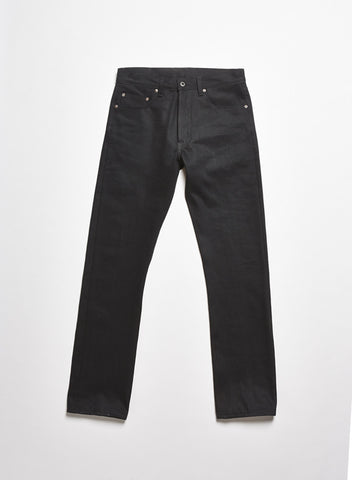 NP02 Cut - Black Denim