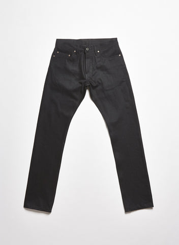 NP01 Cut - Black Denim