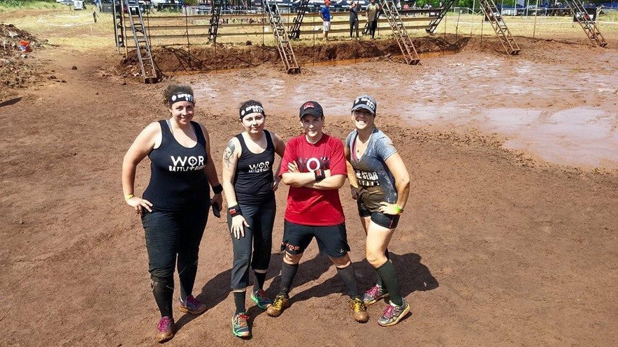 Women of obstacle racing shop