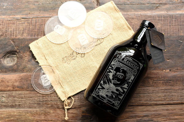Taste of Tarot- The Magician Growler