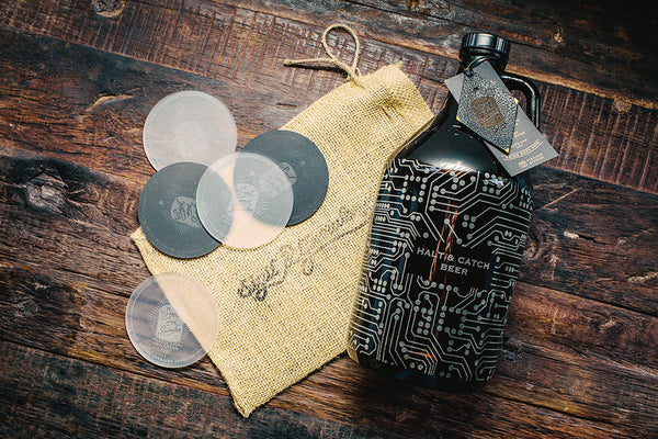 Circuit board custom growler design