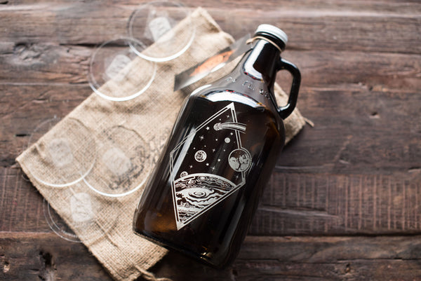 Jupiter Rising Growler