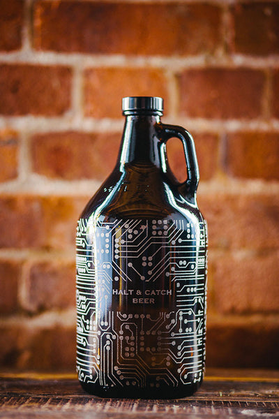 Circuit board full pattern growler design