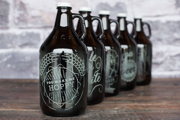 Beer Mine Growler
