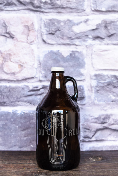 You Rule Father's Day Growler