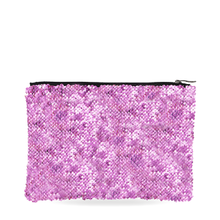 Load image into Gallery viewer, Pink Sequin Bag