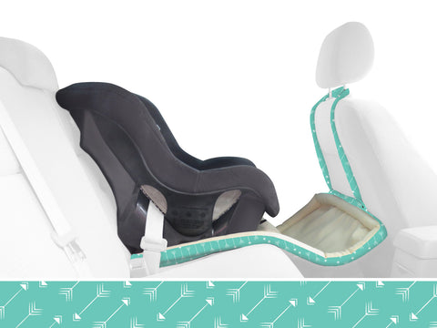 The Catchie Car Seat 3-in-1 Protector