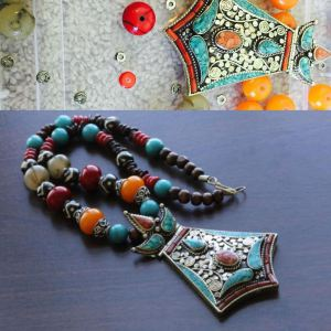 Necklace_Tribal