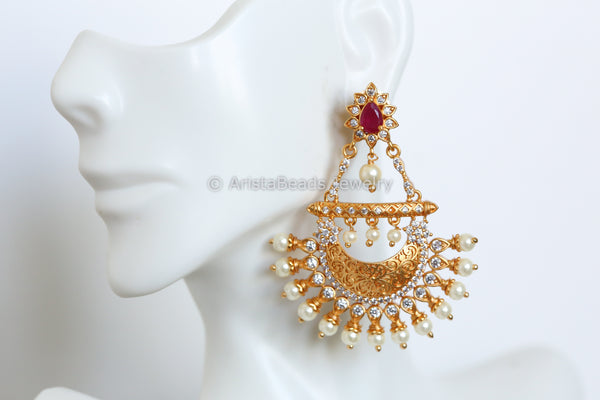 Gram Gold Chandbaali