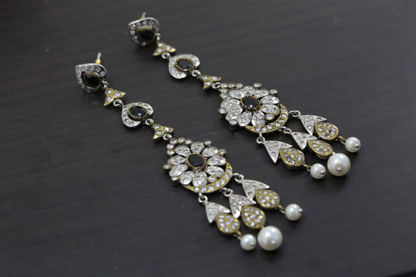 Long Victorian Earrings