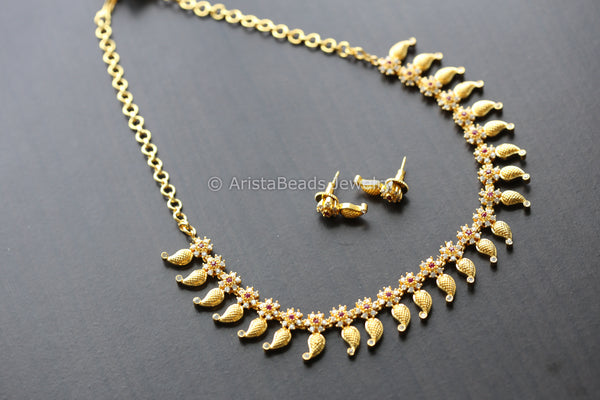 Antique Polki  Necklace