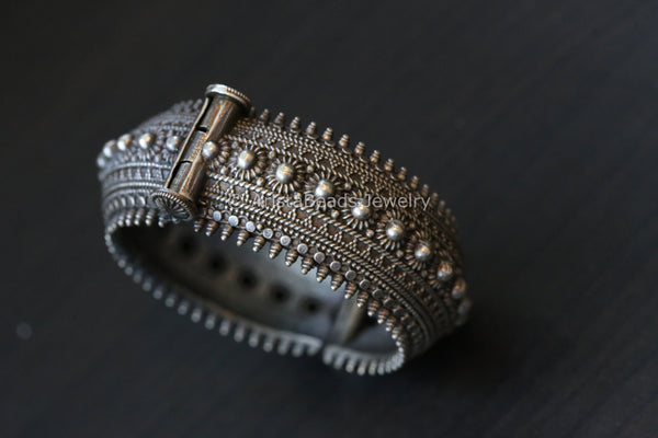 Silver Look Alike Bangle