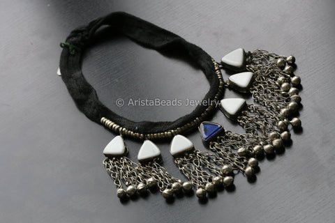 Banjara Afghan Necklace