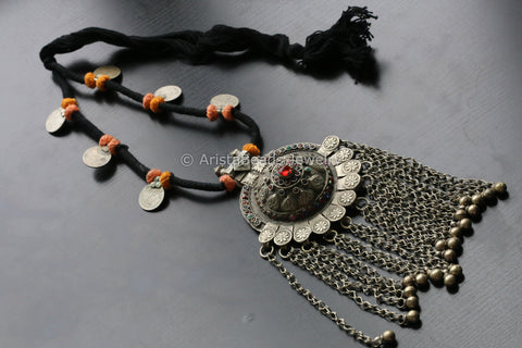 Vintage Afghan Banjara Necklace