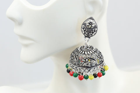 Cute Multicolor Jhumka