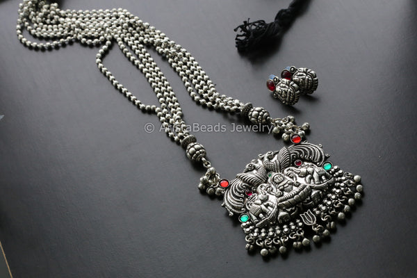 Lakshmi  Chain Necklace