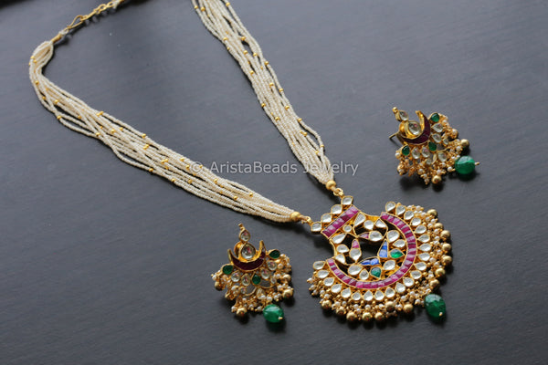 Jadtar Kundan Necklace