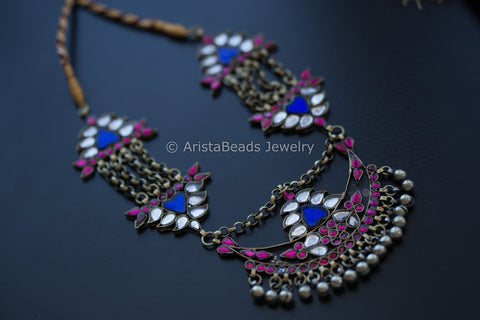 Afghani Heirloom Necklace