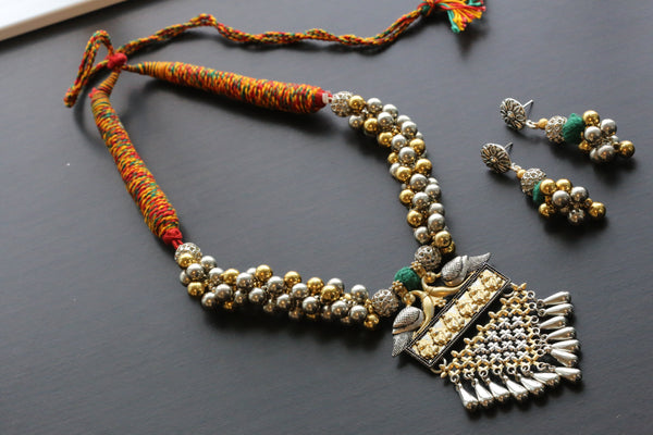 Tribal Thussi Necklace Set