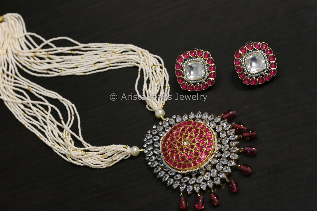 Jhumka earring Aristabeads Jewelry