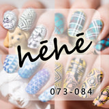 [hēhē™]The Plaids&Florals Collection #073-084