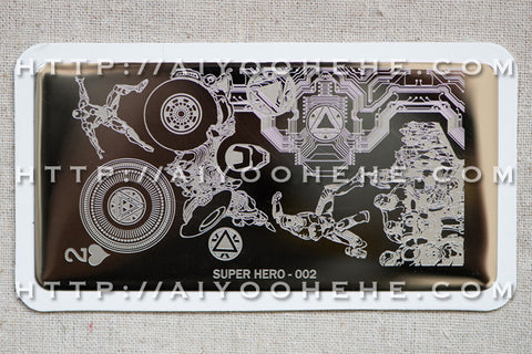 [hēhē™plus]The Super Hero Collection NEW!!!!SH015 SH016 SH017 SH018