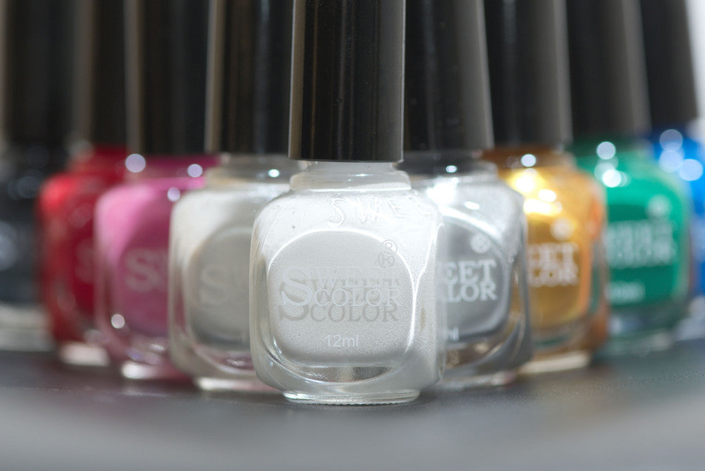 SweetColor® Stamping Nail Polish Lacquer