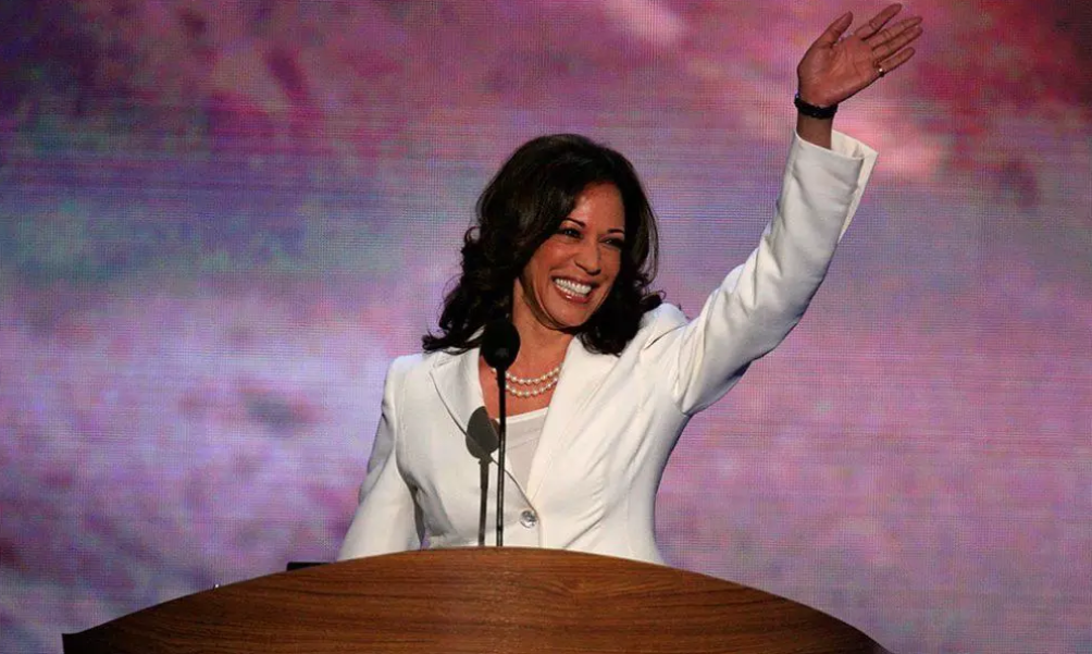 Alpha Kappa Alpha's Kamala Harris Just Became The Second Black Female U.S. Senator Ever