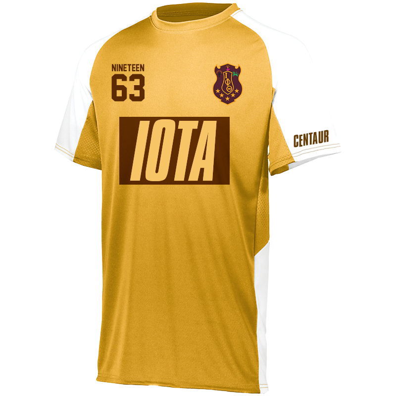79179c919 Iota Phi Theta Home Soccer Jersey - Customize Yours Today! – Letters ...