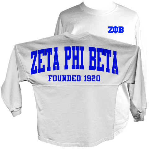 Zeta Phi Beta Sorority Apparel 110