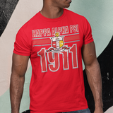 Kappa Alpha Psi Homage T-Shirt - Letters Greek Apparel - Black Greek Paraphernalia - Divine Nine Greek Apparel - Atlanta Greek Store