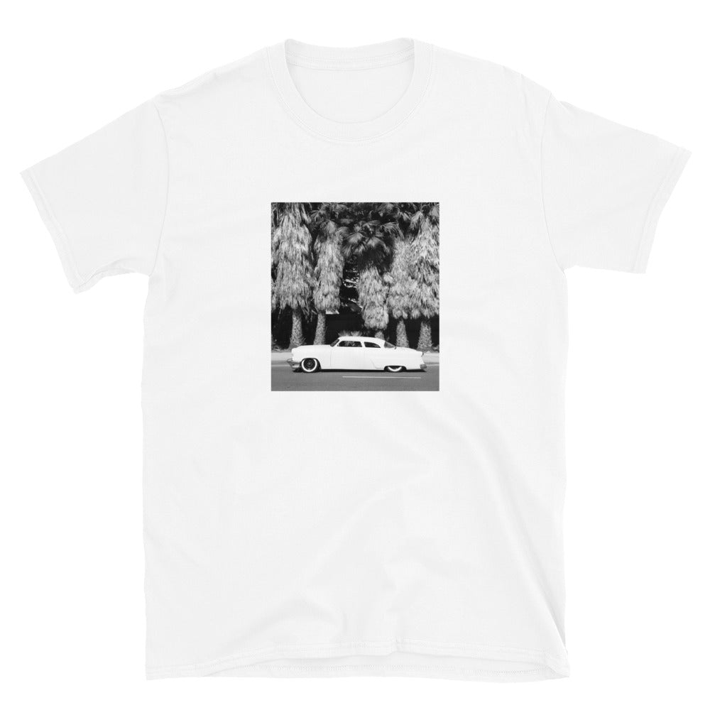 """California Dreaming"" Short Sleeve - White"