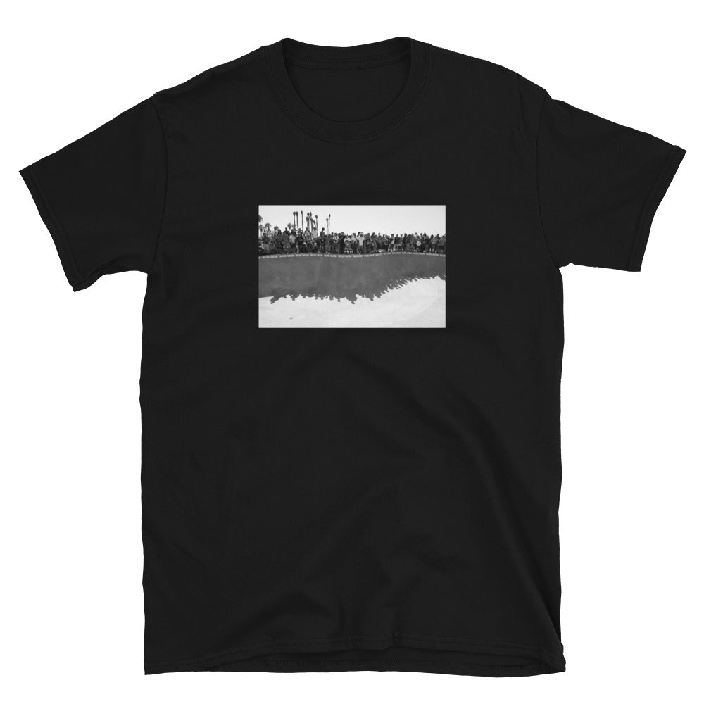 """Skate Park 09"" Short Sleeve - Black"